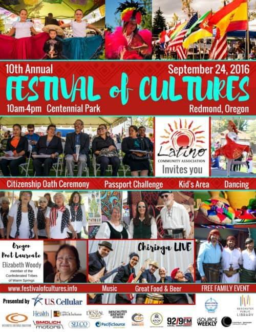 FESTIVAL Flier 8-16