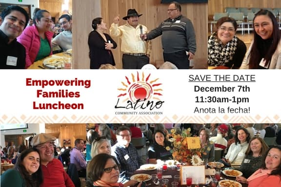 2017 Luncheon SAVE THE DATE