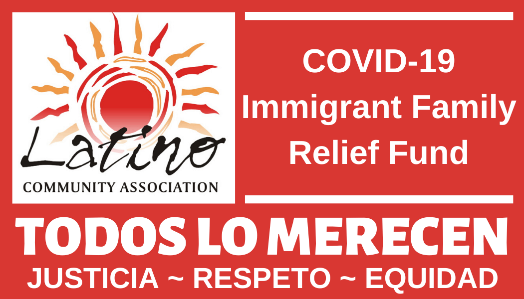 COVID-19 Family Relief Fund Logo