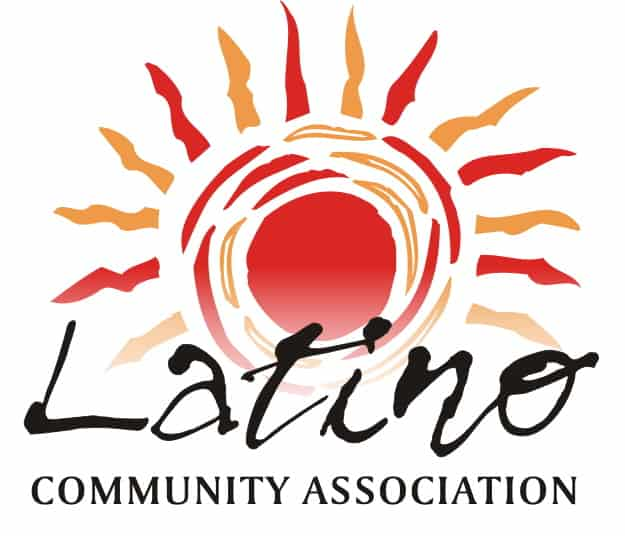 Latino Community Association logo