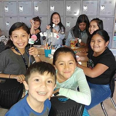 Latino Community Youth Development programs