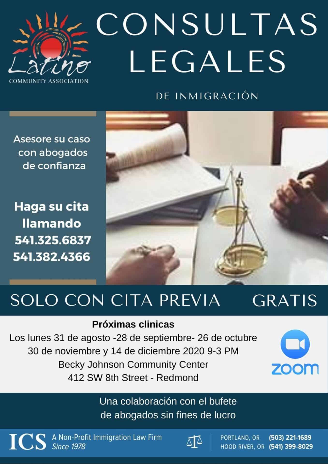 Legal clinic-spanish