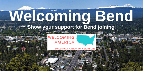Welcoming Bend