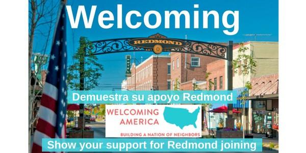 Welcoming Redmond Bilingual